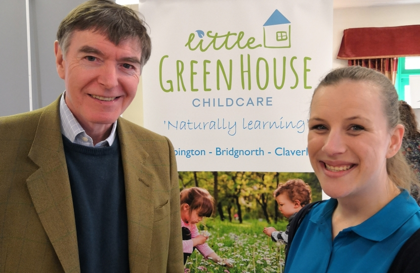 Philip Dunne with Jess Harvey, from Little Greenhouse Nursery.jpg